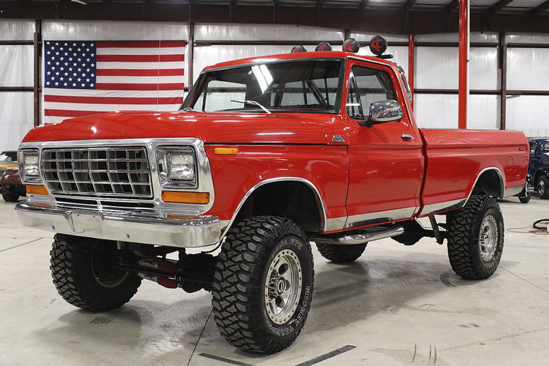 1979 Ford F150 Truck Parts | Autos Post