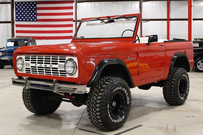 1967 Ford Bronco Post Mcg Social Myclassicgarage