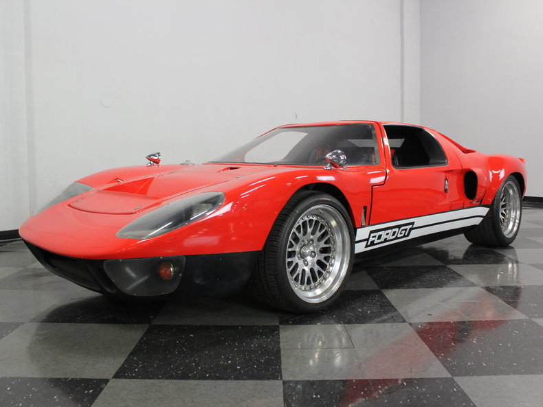 1967 ford gt40 for sale mcg marketplace. Black Bedroom Furniture Sets. Home Design Ideas