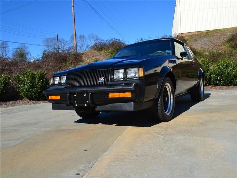 1987 buick grand national post mcg social for Nomenclature icpe garage automobile