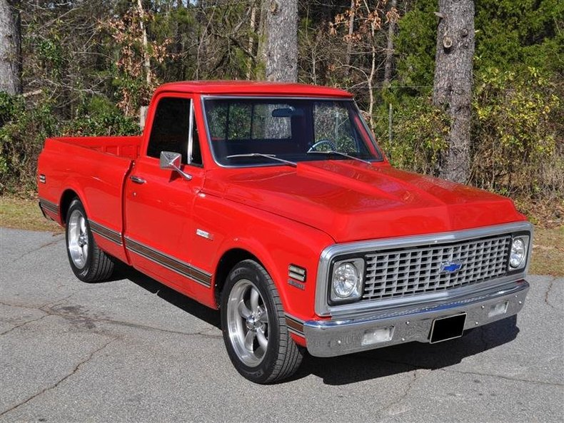 Red 1972 Chevrolet Cheyenne For Sale Mcg Marketplace Make Your Own Beautiful  HD Wallpapers, Images Over 1000+ [ralydesign.ml]