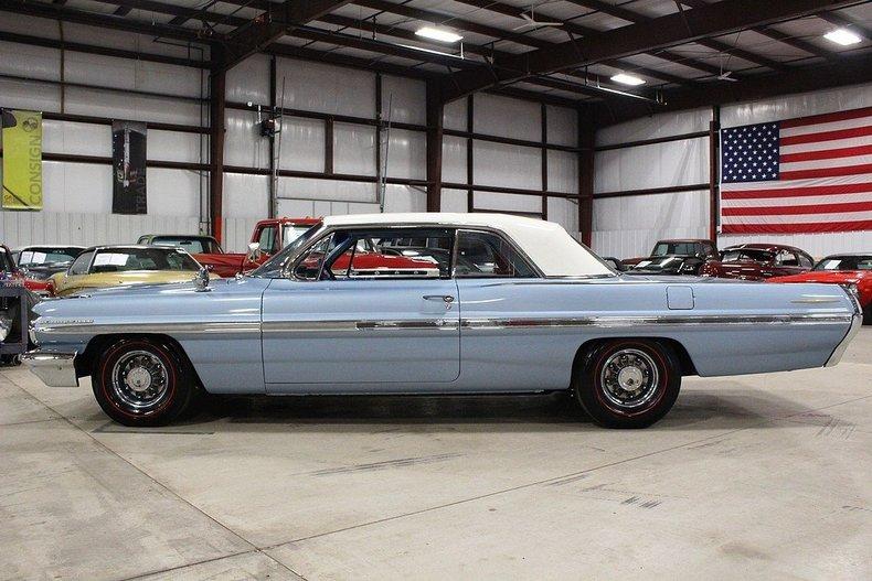 1962 pontiac bonneville post mcg social for Garage auto bonneville