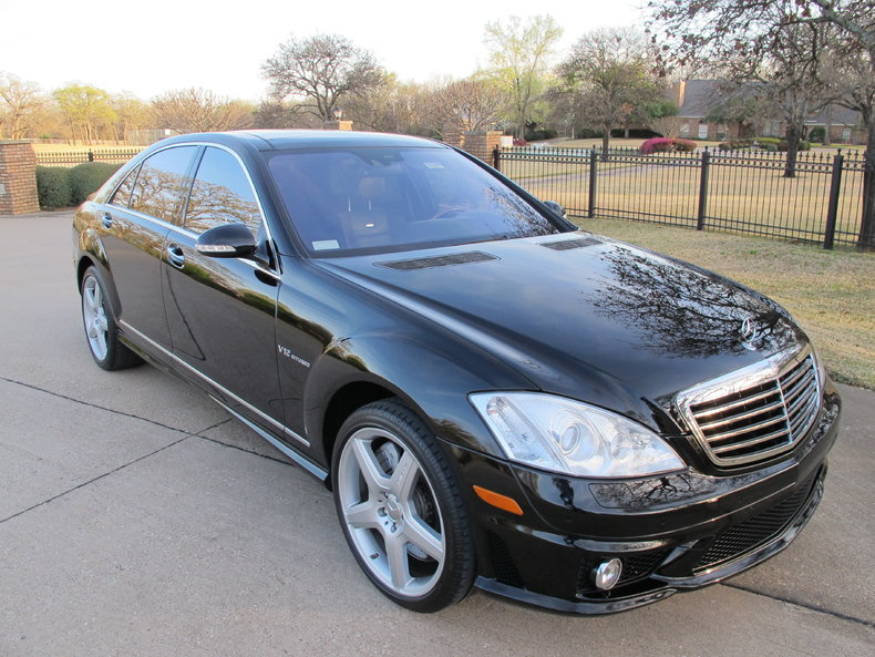 2007 mercedes benz s65 amg for sale mcg marketplace. Black Bedroom Furniture Sets. Home Design Ideas