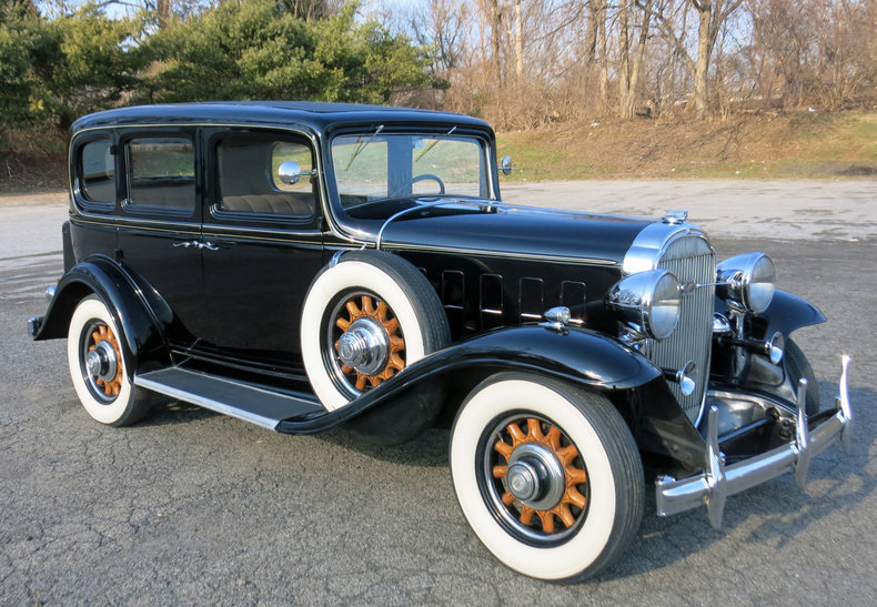 Black 1932 Buick Series 60 For Sale Mcg Marketplace