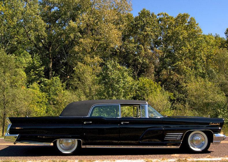 1960 lincoln continental town car post mcg social. Black Bedroom Furniture Sets. Home Design Ideas