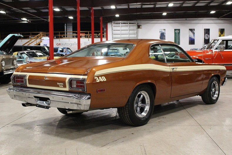1974 Plymouth Duster Post Mcg Social Myclassicgarage