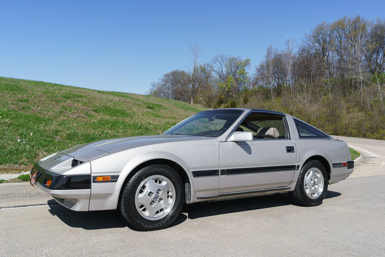 pewter 1985 nissan 300 zx for sale mcg marketplace. Black Bedroom Furniture Sets. Home Design Ideas