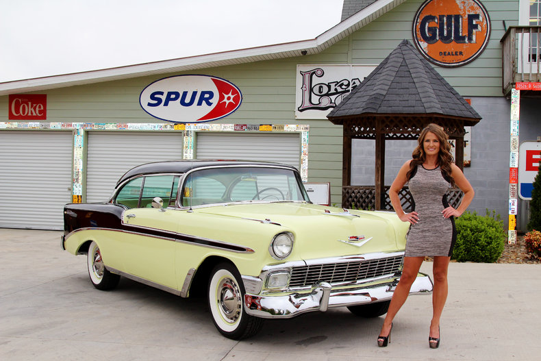 1956 Chevrolet Bel Air For Sale Mcg Marketplace