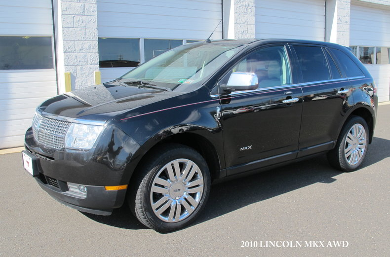 2010 lincoln mkx post mcg social myclassicgarage. Black Bedroom Furniture Sets. Home Design Ideas
