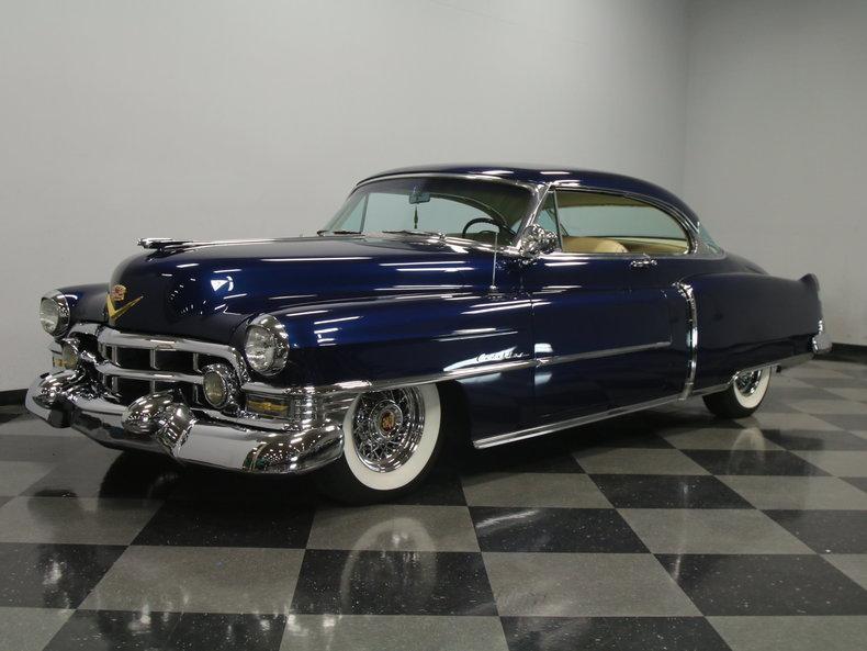 1952 Cadillac Coupe Deville Post Mcg Social