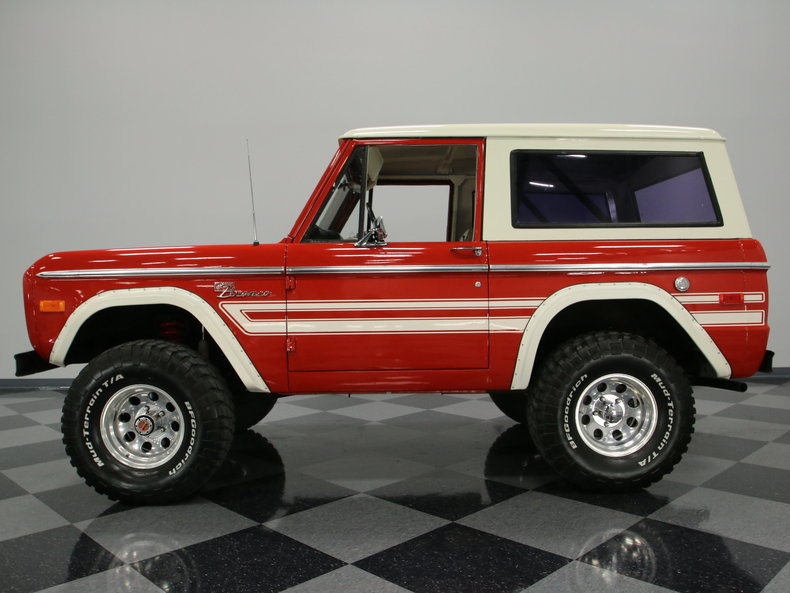 1976 Ford Bronco Post Mcg Social Myclassicgarage