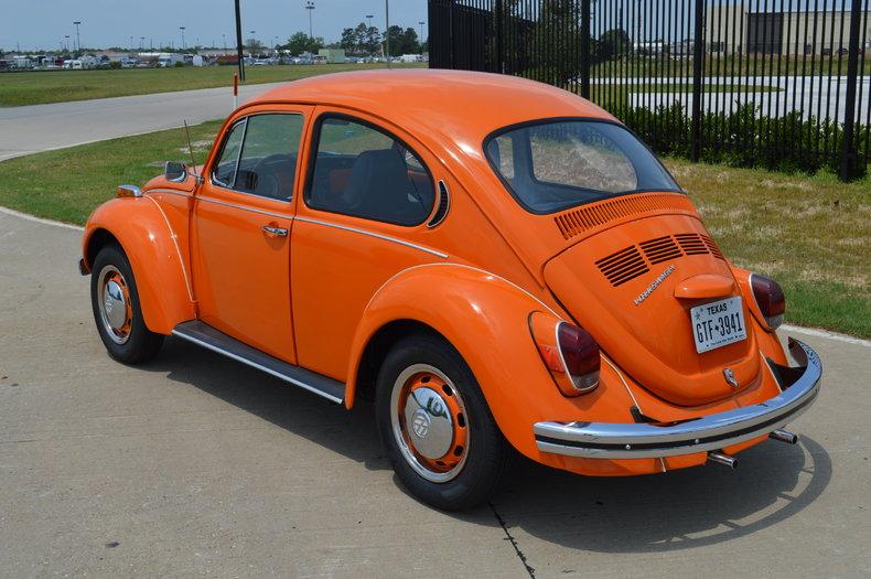 1971 Volkswagen Super Beetle Post Mcg Social