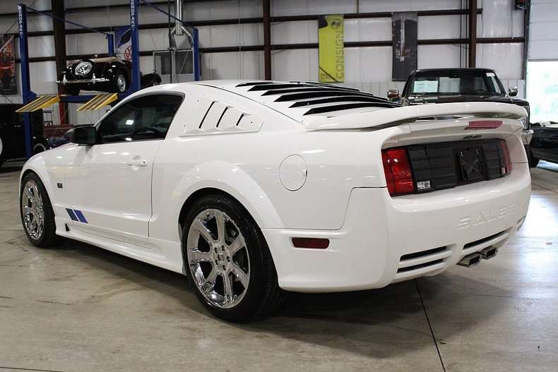 2005 ford mustang saleen s281 post mcg social myclassicgarage. Black Bedroom Furniture Sets. Home Design Ideas