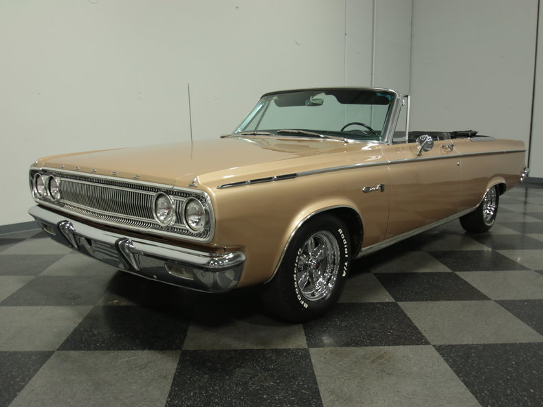 Tan 1965 Dodge Coronet 500 For Sale Mcg Marketplace