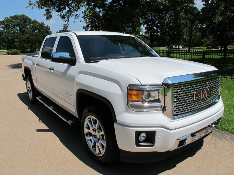 summit white 2014 gmc sierra 1500 for sale mcg marketplace. Black Bedroom Furniture Sets. Home Design Ideas