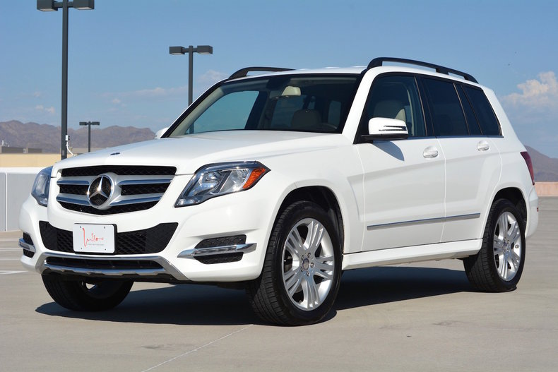 white 2014 mercedes benz glk350 for sale mcg marketplace. Black Bedroom Furniture Sets. Home Design Ideas