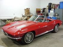 1963 Corvette Specs Colors Facts History And