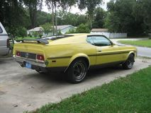 1972 mustang specs colors facts history and. Black Bedroom Furniture Sets. Home Design Ideas