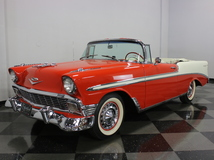 Myclassicgarage all cars mcg social 1956 chevrolet bel air convertible sciox Choice Image