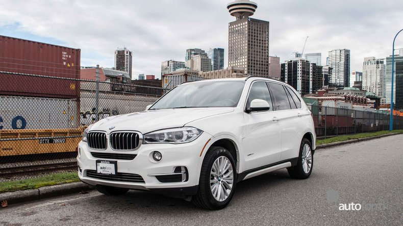 White 2015 Bmw X5 For Sale Mcg Marketplace