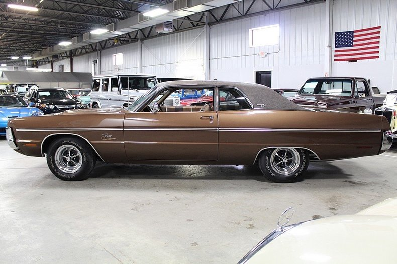 1970 plymouth fury post mcg social myclassicgarage - 1970 plymouth fury gran coupe ...