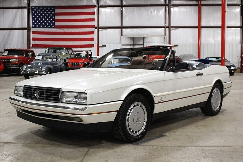 white 1990 cadillac allante for sale mcg marketplace. Cars Review. Best American Auto & Cars Review