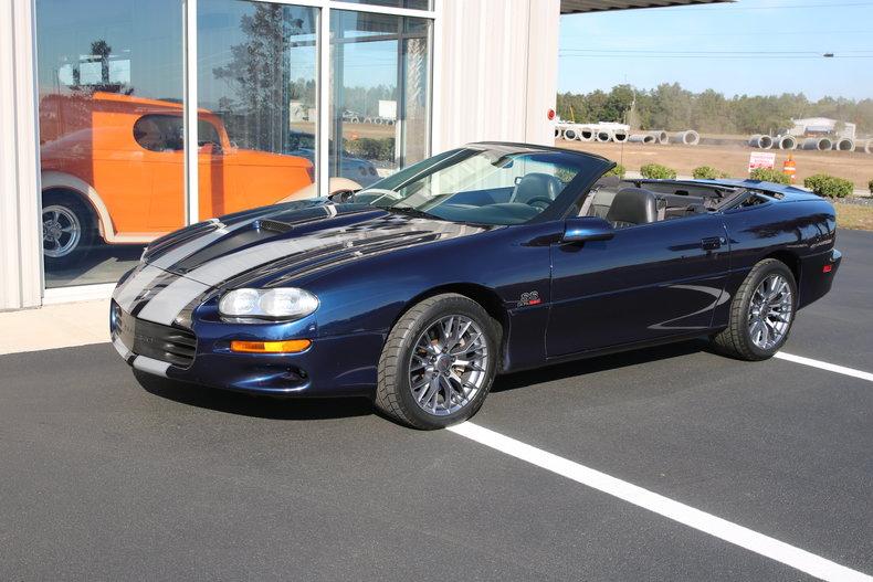2002 Chevrolet Camaro Ss Post Mcg Social Myclassicgarage