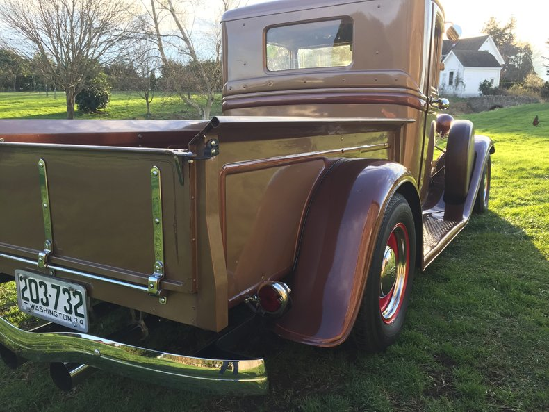 1934 ford pickup post mcg social myclassicgarage. Black Bedroom Furniture Sets. Home Design Ideas