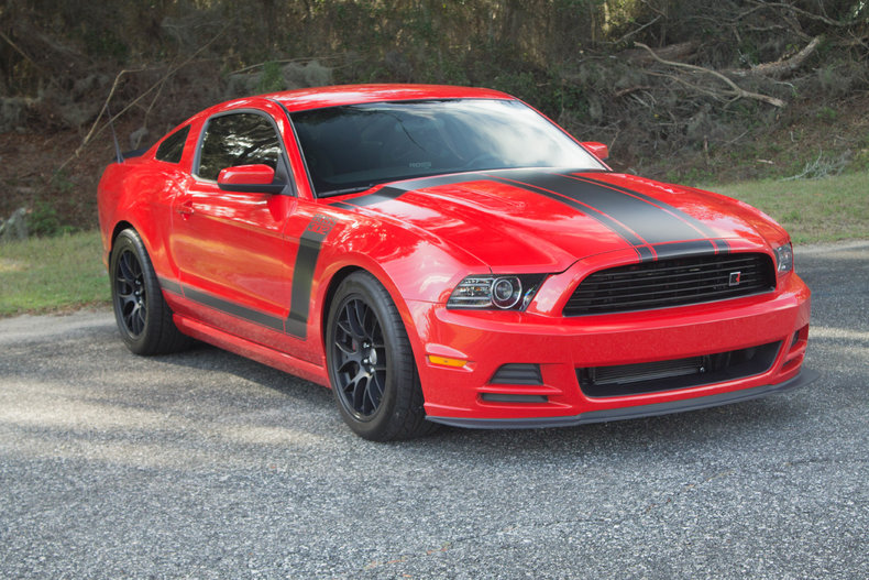 race red 2013 ford mustang gt for sale mcg marketplace. Black Bedroom Furniture Sets. Home Design Ideas