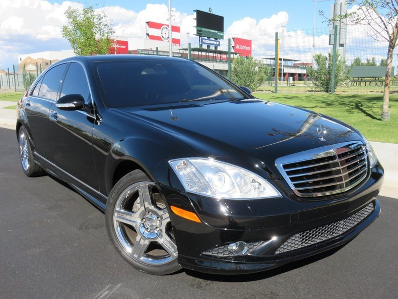 2007 mercedes benz s550 for sale mcg marketplace for Mercedes benz 2007 s550 for sale