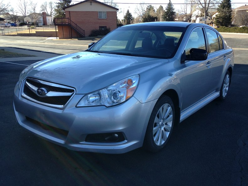 silver metallic 2012 subaru legacy for sale mcg marketplace. Black Bedroom Furniture Sets. Home Design Ideas