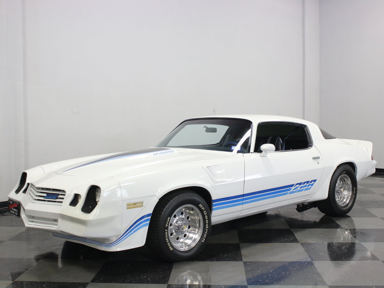 white 1981 chevrolet camaro z28 for sale mcg marketplace. Black Bedroom Furniture Sets. Home Design Ideas