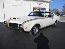 Oldsmobile Cutlass Hurst/Olds