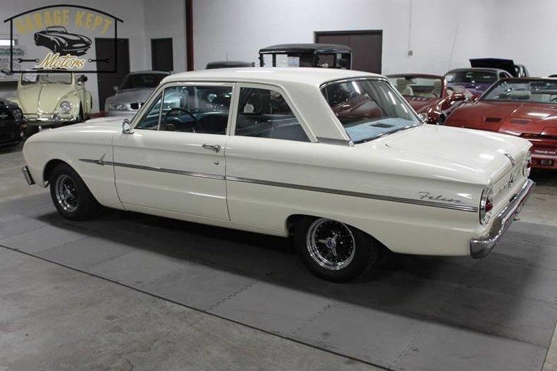 1963 Ford Falcon Post Mcg Social Myclassicgarage