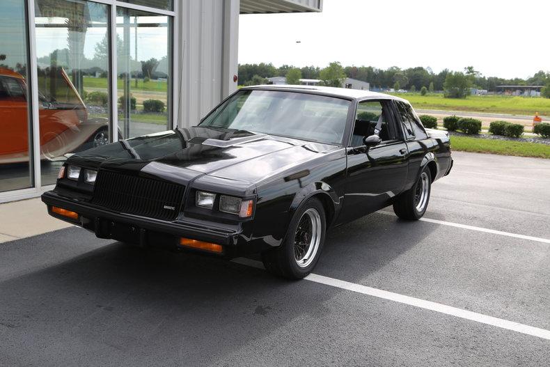 1985 buick grand national post mcg social for Nomenclature icpe garage automobile