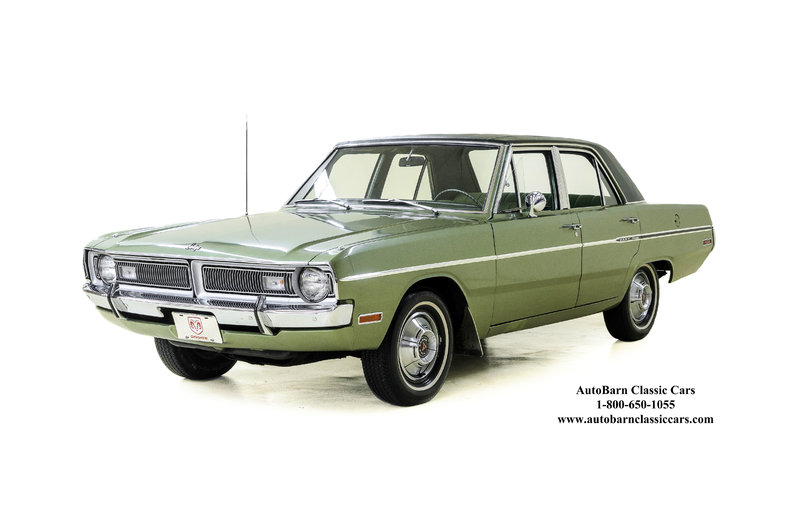 Green 1970 Dodge Dart For Sale | MCG Marketplace