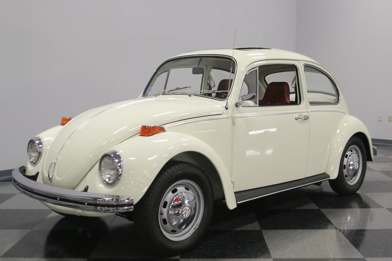 Pastel White 1970 Volkswagen Beetle For Sale Mcg Marketplace