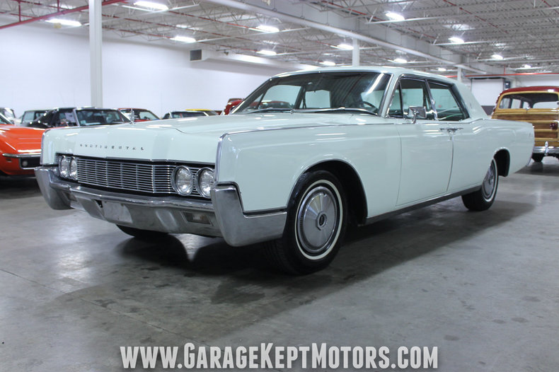 cameo green 1967 lincoln continental for sale mcg marketplace. Black Bedroom Furniture Sets. Home Design Ideas