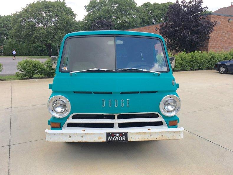 1966 Dodge A100 | Post - MCG Social™ | MyClassicGarage™