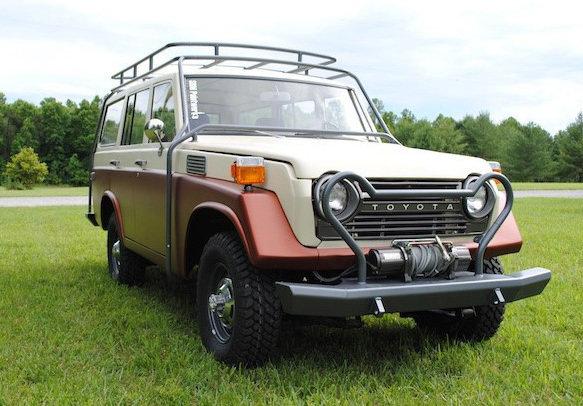 1975 Toyota Fj55 For Sale Mcg Marketplace