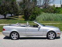 Mercedes Benz CLK430