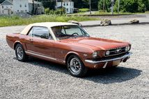 Ford Mustang K Code