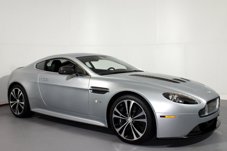 Sky Fall Silver 2017 Aston Martin Vantage For Sale | MCG ...