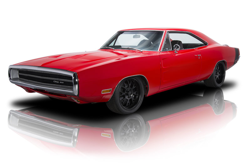 viper red 1970 dodge charger for sale mcg marketplace. Black Bedroom Furniture Sets. Home Design Ideas