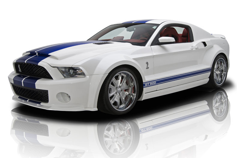 white 2012 ford mustang shelby gt500 for sale mcg marketplace. Black Bedroom Furniture Sets. Home Design Ideas