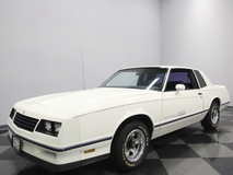 Myclassicgarage all cars mcg social 1984 chevrolet monte carlo 17995 full details sciox Choice Image
