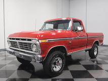 Ford F100 4X4