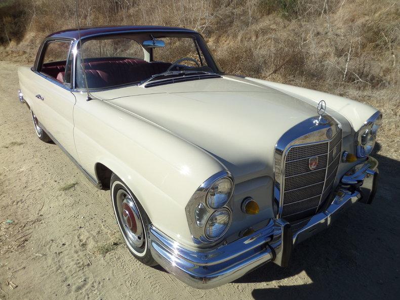 Tan 1966 mercedes benz 220 se for sale mcg marketplace for 1966 mercedes benz for sale