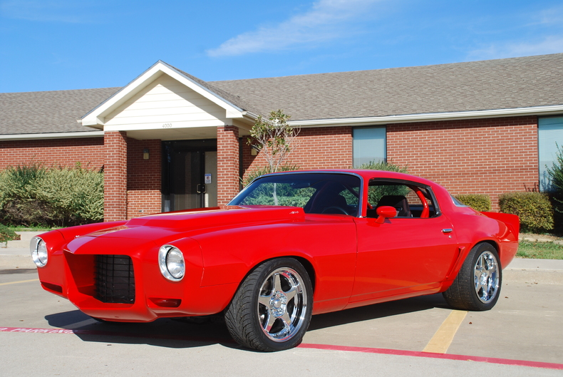 Red 1979 Chevrolet Camaro For Sale  MCG Marketplace
