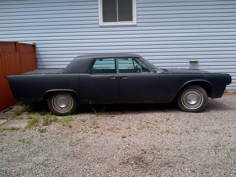 green 1964 lincoln continental for sale mcg marketplace. Black Bedroom Furniture Sets. Home Design Ideas